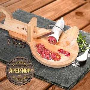 Trancheuse à saucisson Aper'Hop