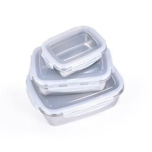 Boîtes de conservation en inox Box Inox Lunch