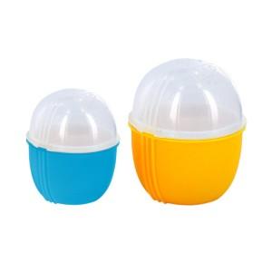 Cuit œuf au micro-ondes...