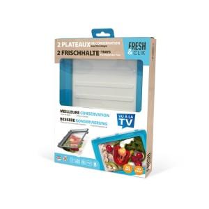 Box de conservation des aliments Fresh&Clik