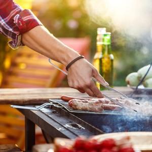 Pince barbecue à retourner...