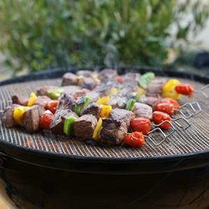Grille de cuisson barbecue...